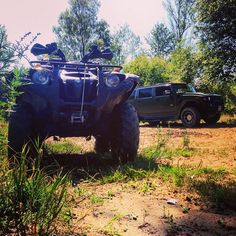 Fan photo of the day from Aleksander #yamahagrizzly