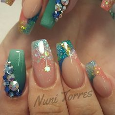 See this Instagram photo by @nunis_nails • 4,212 likes