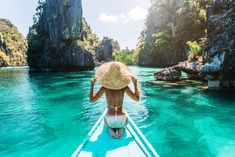 Travelling tour in Asia: El Nido, Palawan, Philippines.