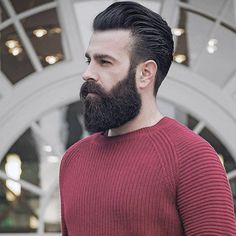 Vintage Hairstyles With Bangs Gentleman With Great Beard Design Style - Discover a great weapon to have in your arsenal of good looks and style with the top 50 best great beards for men. Explore cool trimmed and neat ideas. Smart Hairstyles, Trendy Mens Hairstyles, Cool Mens Haircuts, Popular Haircuts, Men's Hairstyles, Men's Haircuts, Hipster Hairstyles, Hairstyle Men, Vintage Hairstyles
