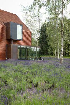 House Olmen / Pascal François Architects / Garden architect ffstyles (Edward Vlasveld)