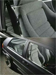 Mk2 golf interior tweed