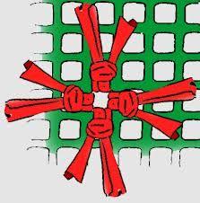 El ultimo nudooooo que alegria, no puedo creerlo la verdad es que no he tenido mucho tiempo para invertir en este proyecto ya que con los n... Diy Home Crafts, Easy Diy Crafts, Grammy Red Carpet, Basement Carpet, Latch Hook Rugs, Fabric Yarn, Tips & Tricks, Fabric Strips, Rug Hooking