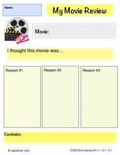 ipad graphic organizer my movie review plain ipad