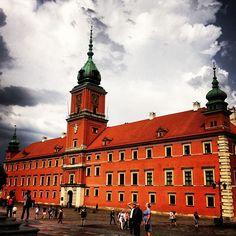 Warszawa paikassa Województwo mazowieckie
