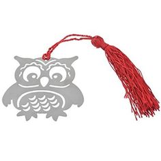 New Marcapaginas Owl Book Markers Birds With Tassels Metal Bookmark Stationery For Kids Gift Tassel Bookmark, Owl Books, Cute Bookmarks, Owl Pet, Book Markers, Book Stationery, Cute Owl, Office And School Supplies, My Sunshine