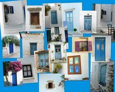 Amorgos doors & windows