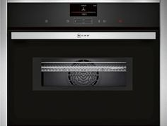C17MS32N0BHighlights Compact oven with microwave - even more ways to cook quickly and conveniently. ShiftControl - fast navigation through menus and simple operation with the generous TFT display. EcoClean - the self-cleaning catalytic coating on the inside top and sides of the oven makes oven cleaning easier. BottomClean - the special cleaning programme for the oven floor. Modern LED lighting for bright, even illumination