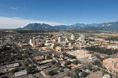 photos of downtown colorado springs - Google Search