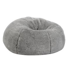 Buy Grey John Lewis & Partners Faux Fur Extra Large Bean Bag from our Bean Bags & Pouffes range at John Lewis & Partners. Fluffy Bean Bag Chair, Giant Bean Bag Chair, Giant Bean Bags, Extra Large Bean Bag, Large Bean Bags, Room Decor Bedroom Rose Gold, Dream Bedroom, John Lewis, Cushion Filling