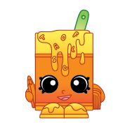 Alpha Soup #1-030 Series: Series 1 Team: Pantry Finish: Classic Rarity: Rare Range : Shopkins FOUND IN      5 pack     12 pack