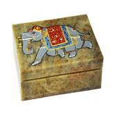 Boxes & Baskets   Fair Trade Homewares Gorara Stone Elephant Keepsake Box $16.95 To place an order for this beautiful home decor items, click on the link below www.oxfamshop.org... #oxfam #oxfamshop #fairtrade #shopping #homedecor