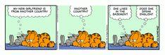 Garfield | Comic Search