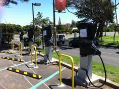 Art Contest: Students To Design New EV Quick Charging Stations At Queen Kaahumanu Center