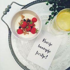 Goodmorning! 🍓🍓 #lekkerontbijten #huisjeboompjebeestje…