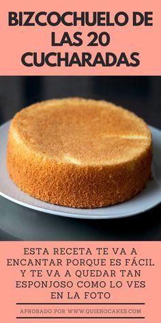 Dessert Recipes, Desserts, Sin Gluten, Flan, Cornbread, Sweet Treats, Brunch, Food And Drink, Favorite Recipes