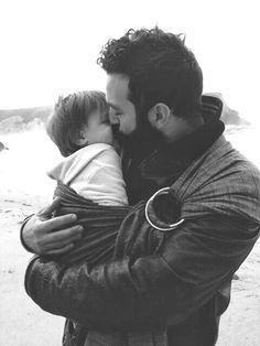 Bearded dad