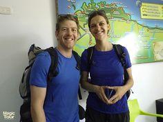 Sharon y Richard #Lostcitytrek #Cultures #Adventures #Welovetravel #Nature