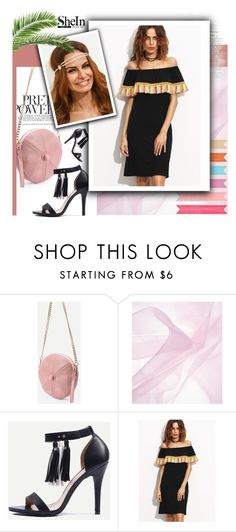 """""""SheIn V-9"""" by melisa-hasic ❤ liked on Polyvore"""