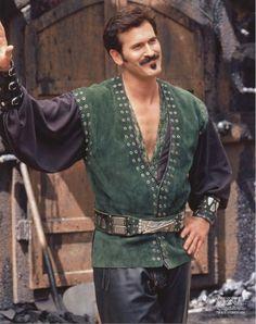Bruce Campbell  Autolycus (Xena, Hercules)