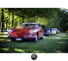 Porsche parade Europe 2012 Chantilly by _PEC_