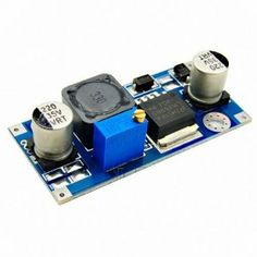 5 pcs LM2596 DC-DC Buck Converter Step Down Module Power Supply Output 1.23V-30V by 365buying. $13.33. Input: DC 3V to 40V (input voltage must be higher than the output voltage to 1.5v above can not boost)  Output: DC 1.5V to 35V voltage continuously adjustable, high-efficiency maximum output current of 3A.  Features: All SANYO solid capacitors, the 36u thickening circuit boards, high-Q inductance with output value of high-power LED indicator  Dimensions: 45 (L)...