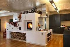 Картинки по запросу маленькая кухня в деревянном доме