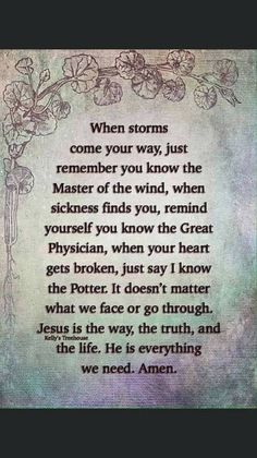 Master Of The Wind, Just Me, Give It To Me, Biblical Verses, Thank You Jesus, It Doesnt Matter, Faith In Love, God Is Good, Gods Love