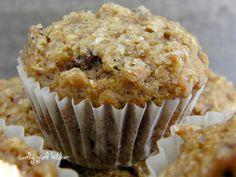 Curly Girl Kitchen: Oatmeal Raisin Muffins
