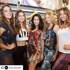#Repost @live.lincoln with @repostapp.  That special day  Come and meet us at 723 Lincoln Rd Miami Beach! We are waiting for you  #fitness #style #miami #brand #brasil by bellafalconi