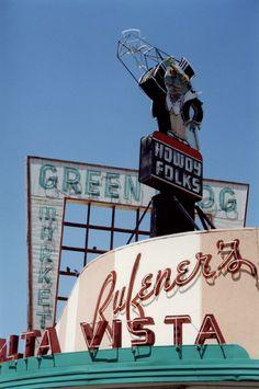 Rufener's Green Frog Market ~ Bakersfield, CA