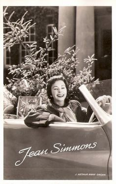 §§§ * Jean Simmons