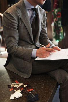 Italianstyle — dresswellbro:   -Men's Fashion Inspiration -Hugo...