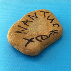 Rock crafts  - keepsakes from our favorite beaches