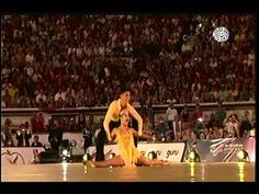 Baile Deportivo(Salsa) World Games Cali 2013 - Colombia - YouTube