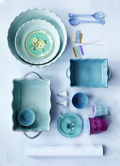 Ceramic Dishes HW15 collection