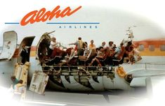 flygc.info ✈ ACi ALOHA AIRLINES FLIGHT 243 ✈ Hanging by a Thread ✈