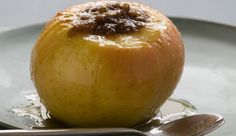 The Best Baked Apples - Just two tablespoons of real butter makes all the difference here, adding rich flavor to the sweet and tangy apples. Good warm or cold, they make a perfect do-ahead treat. You can even freeze them wit Apple Recipes, Fall Recipes, Sweet Recipes, Christmas Recipes, Healthy Baking, Healthy Snacks, Healthy Recipes, Delicious Desserts, Dessert Recipes