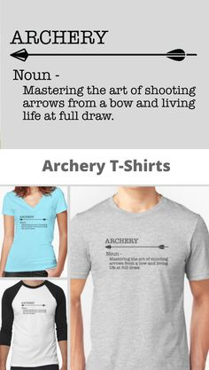 8be630af 76 Best Archery Shirts images | Archery hunting, Archery shirts ...