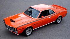 1970 AMC Javelin.