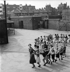 Norman Parkinson YOUNG IDEA - STARTING A CAREER London, United Kingdom, November 1955