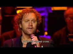I Believe in a Hill Called Mount Calvary by Gaither Vocal Band featuring David Phelps and Michael English.