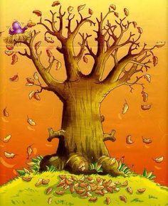 Drvece-cetiri godisnja doba