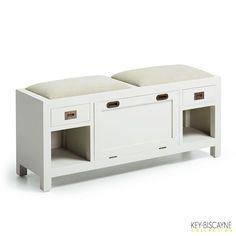 Banc meuble à chaussures et lit Key Biscayne | krea