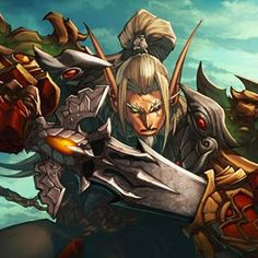 A once-proud people can again be proud thanks to their regent. Lor'themar Theron is a guiding glow for the Blood Elves, even when the rest of the world seems set against their history. Is he destined to become Warchief of the Horde?  http://us.battle.net/wow/en/game/lore/characters/lorthemar-theron