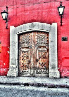 A Door in Saltillo, Coahuila