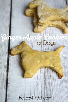 Ginger Apple Cookies
