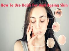 How To Use Haldi For Anti Ageing Skin