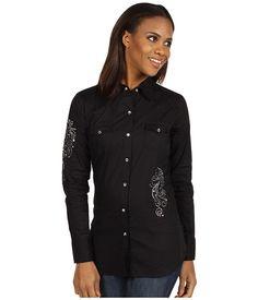 Roper Solid Long & Lean Shirt