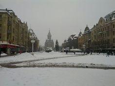Că îi zăpadă
